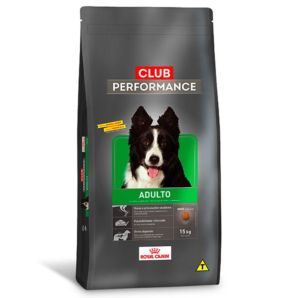 Ração Royal Canin Club Performance para Cães Adultos