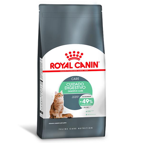 Ração Royal Canin Feline Digestive Care para Gatos Adultos