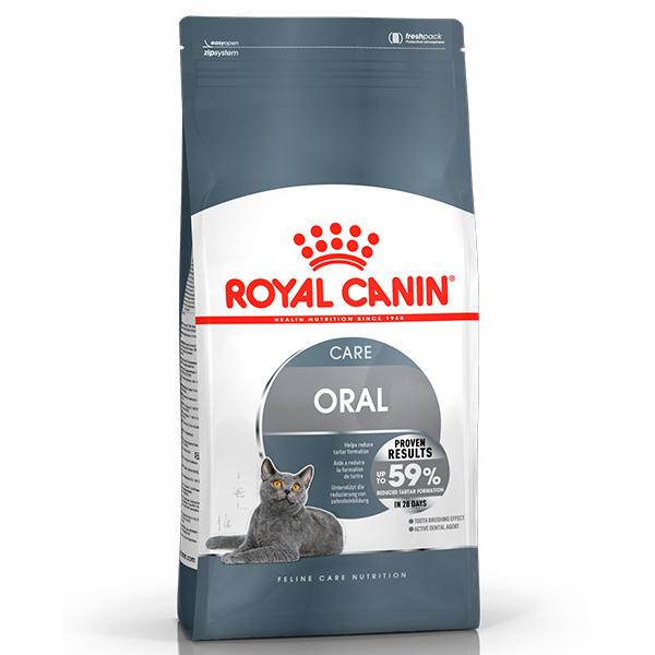 Ração Royal Canin Oral Care para Gatos Adultos