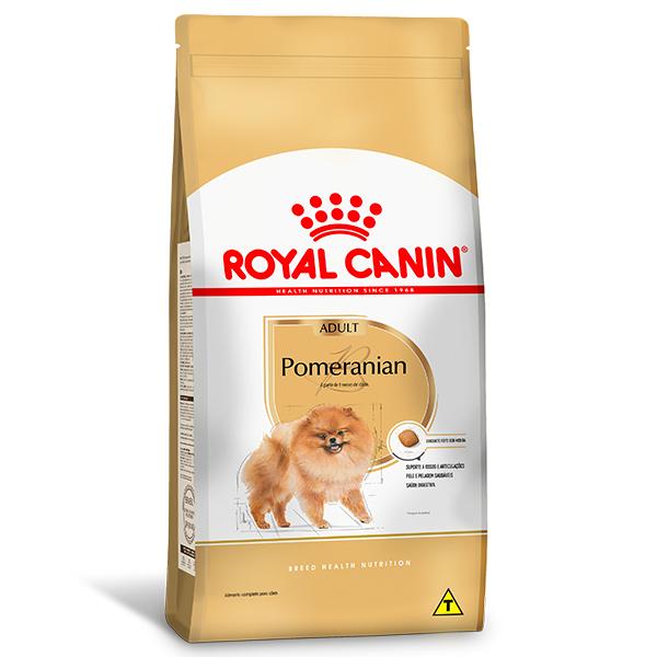 Ração Royal Canin para Cães Adultos da Raça Pomeranian