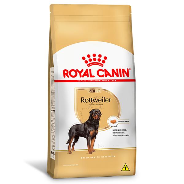Ração Royal Canin para Cães Adultos da Raça Rottweiler 12Kg