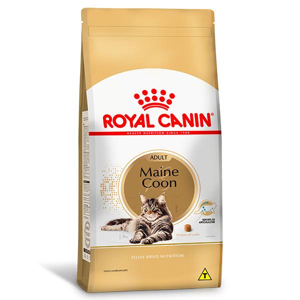 Ração Royal Canin para Gatos Adultos da Raça Maine Coon