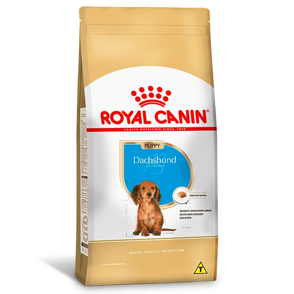Ração Royal Canin Puppy para Cães Filhotes da Raça Dachshund 2,5Kg