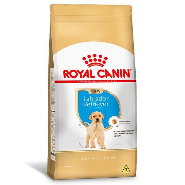 Ração Royal Canin Puppy para Cães Filhotes da Raça Labrador Retriever 12Kg