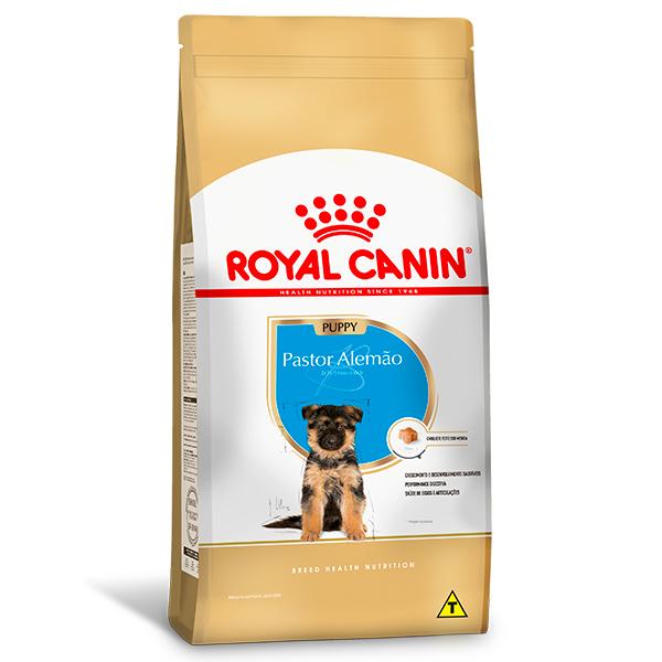 Ração Royal Canin Puppy para Cães Filhotes da Raça Pastor Alemão 12Kg