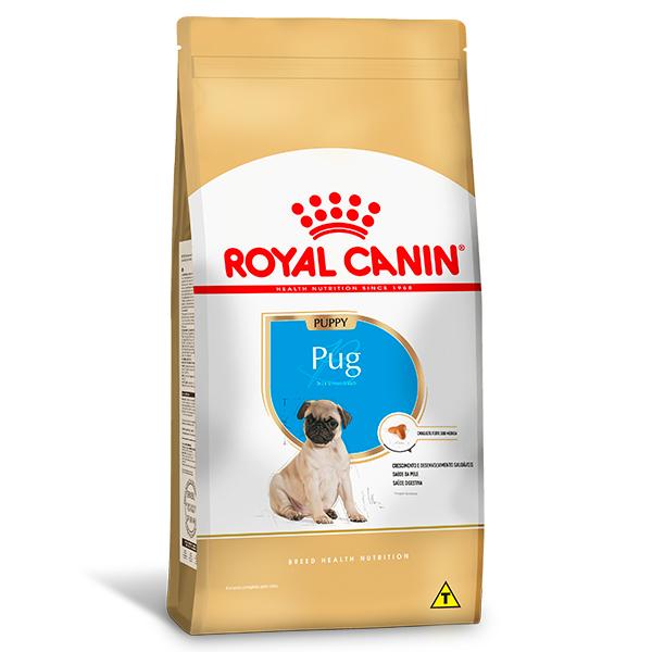 Ração Royal Canin Puppy para Cães Filhotes da Raça Pug
