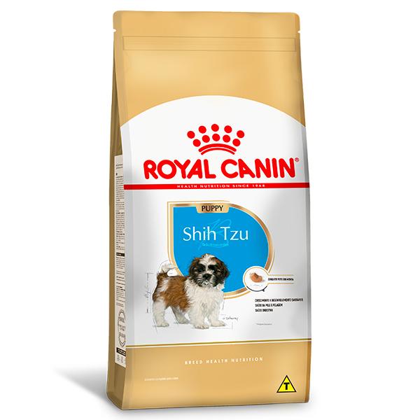 Ração Royal Canin Puppy para Cães Filhotes da Raça Shih Tzu