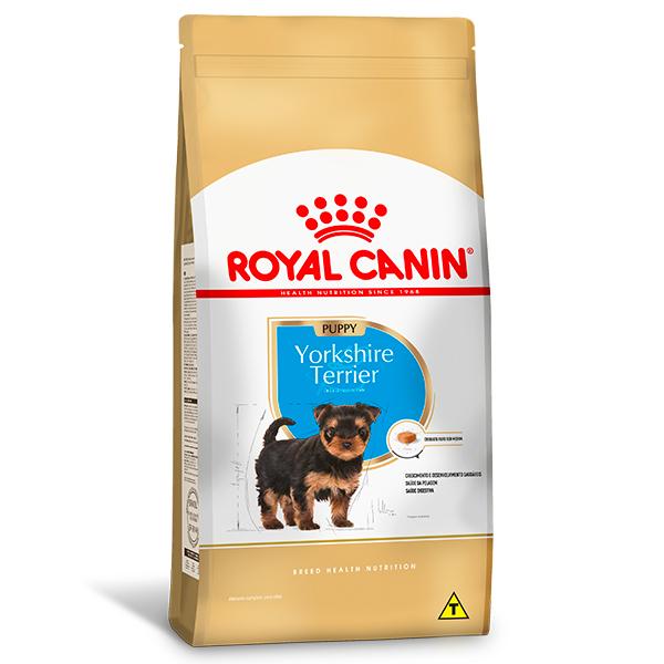 Ração Royal Canin Puppy para Cães Filhotes da Raça Yorkshire