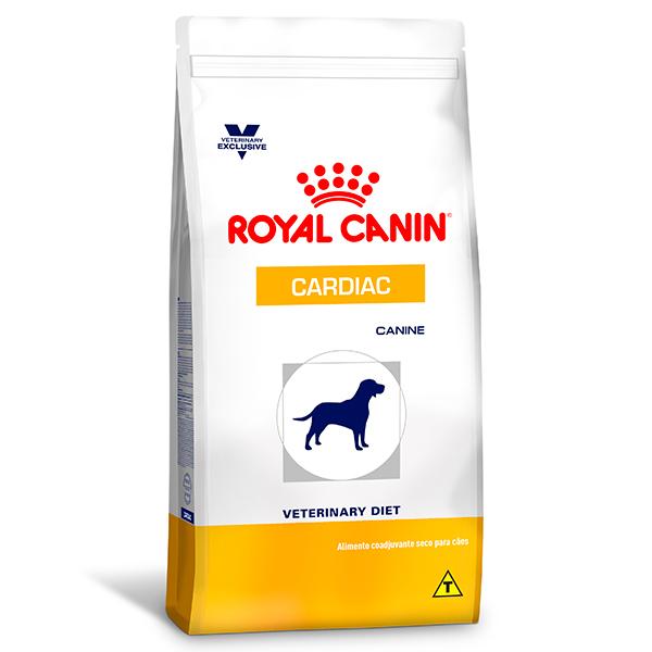 Ração Royal Canin Veterinary Nutrition Cardiac para Cães Adultos com Problemas Cardiacos