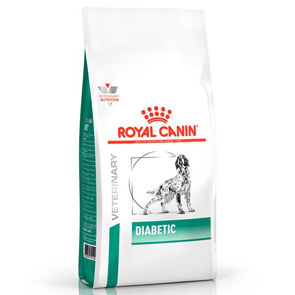Ração Royal Canin Veterinary Nutrition Diabetic para Cães Adultos com Diabetes