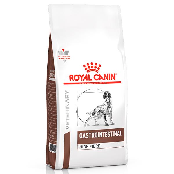 Ração Royal Canin Veterinary Nutrition Gastro Intestinal High Fibre para Cães Adultos