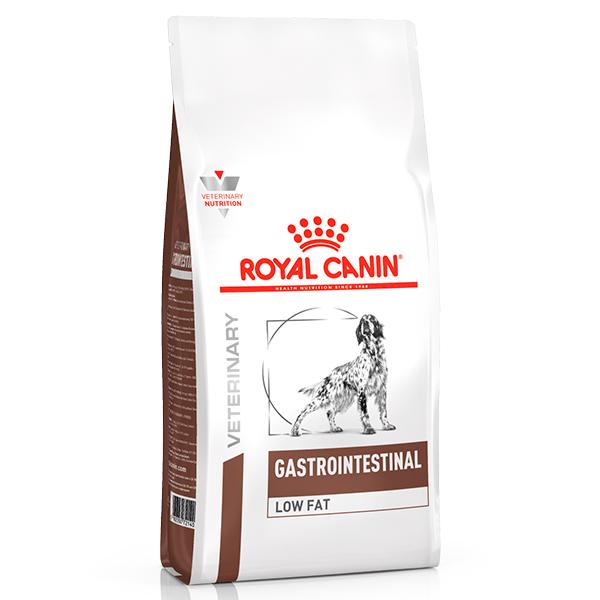 Ração Royal Canin Veterinary Nutrition Gastro Intestinal Low Fat para Cães Adultos