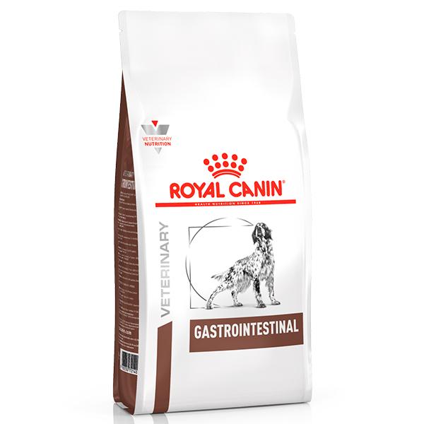 Ração Royal Canin Veterinary Nutrition Gastro Intestinal para Cães Adultos com Doenças Intestinais