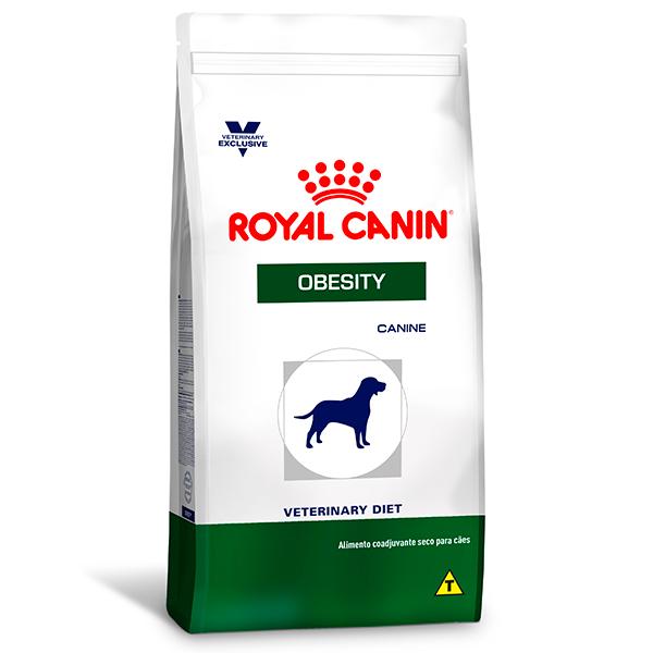 Ração Royal Canin Veterinary Nutrition Obesity para Cães Adultos com Obesidade