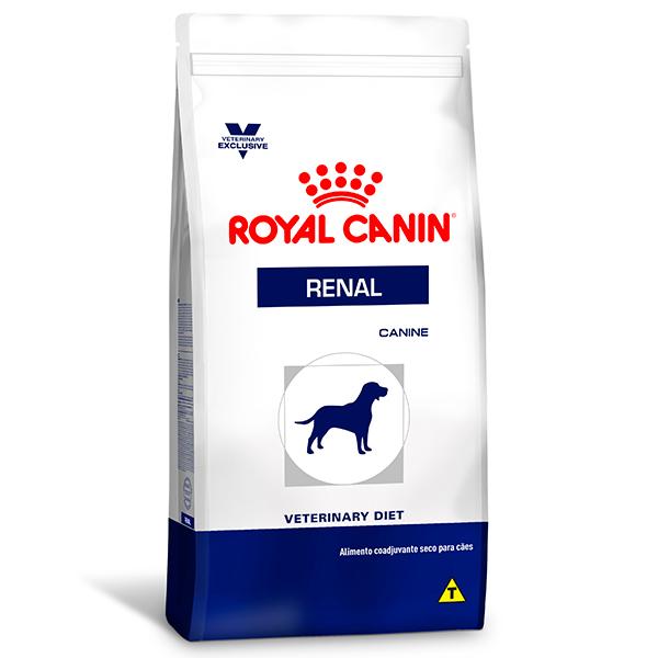 Ração Royal Canin Veterinary Nutrition Renal para Cães com Insuficiência Renal