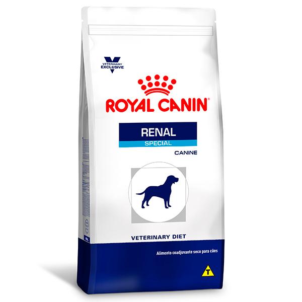 Ração Royal Canin Veterinary Nutrition Renal Special para Cães