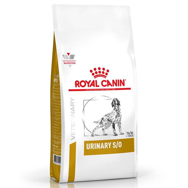 Ração Royal Canin Veterinary Nutrition Urinary S/O para Cães com Doenças Urinárias