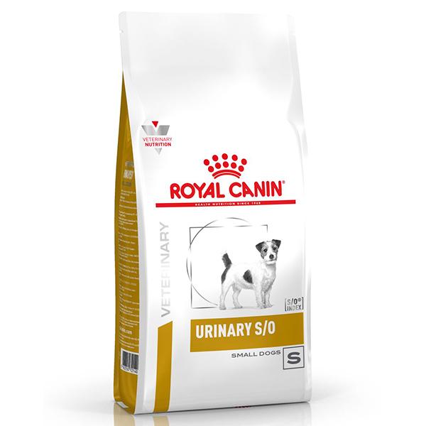 Ração Royal Canin Veterinary Nutrition Urinary Small Dog para Cães de Raças Pequenas com Doenças Urinárias