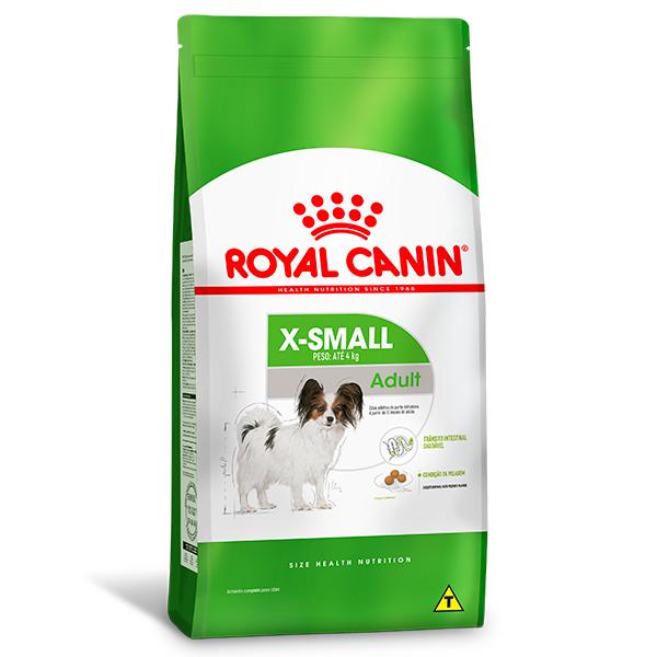 Ração Royal Canin X-Small para Cães Adultos de Porte Miniatura