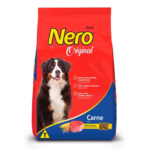 Ração Total Nero Original para Cães Adultos sabor Carne