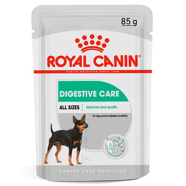 Ração Úmida Royal Canin Sachê Digestive Care Wet para Cães 85g
