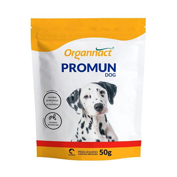 Suplemento Organnact Promun Dog 50g