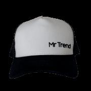 Boné  Black & Write Mr Trend