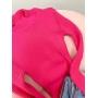Basiquinha de Lã Pink