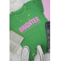 T-shirt Brighter Verde Bandeira\