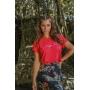 T-shirt Carpe Diem Vermelho