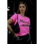 T-Shirt Mood Rosa Neon