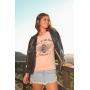 T-shirt Wings Road Rosa Lola