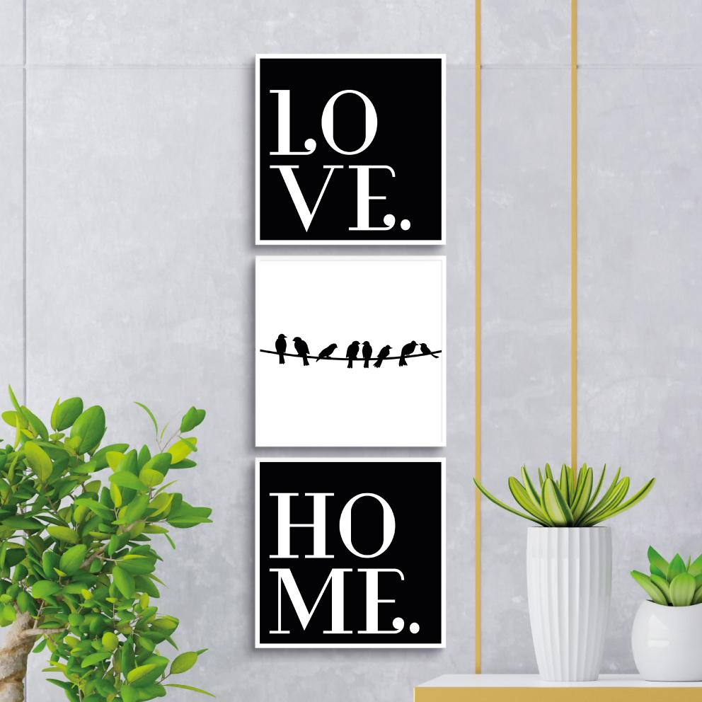 Trio Love Home