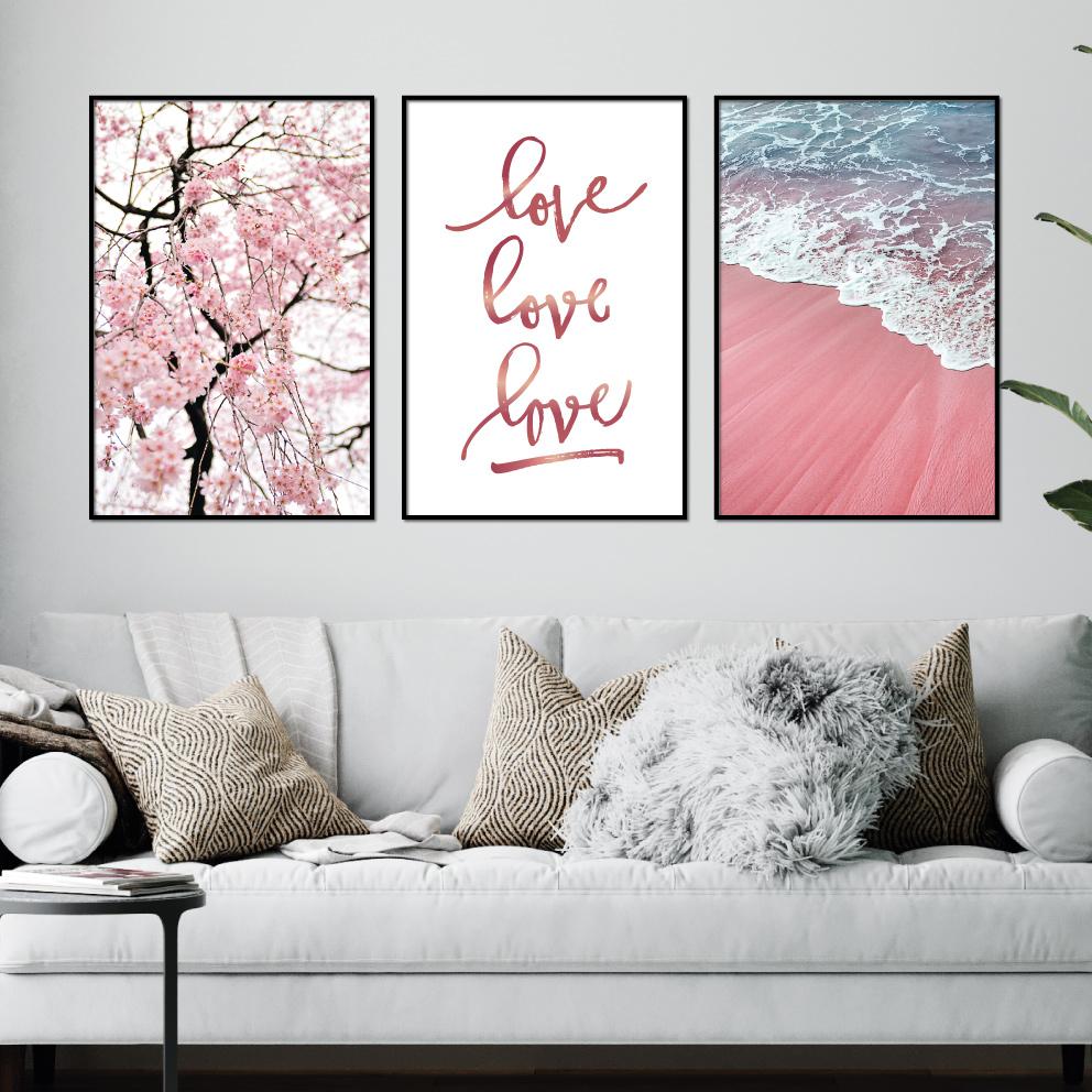 Trio Natureza Rosê