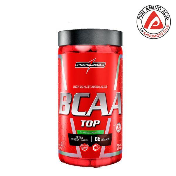 BCAA TOP 120 CAPS