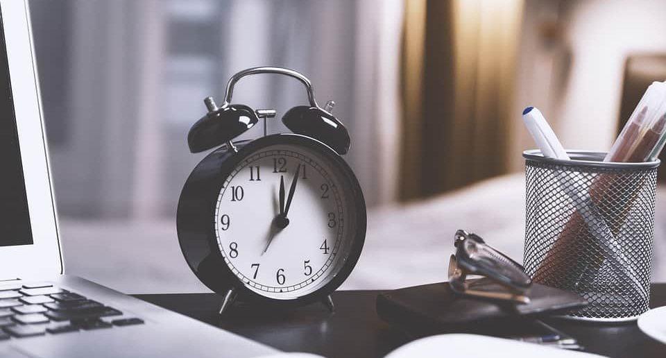 Organize seu horário de atendimento