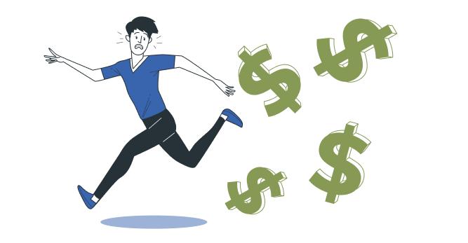 fuja do dolar