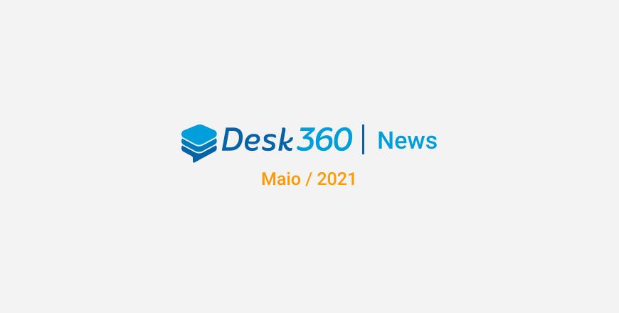 #2 Desk360 News: DeskBot – Bot de atendimento por níveis