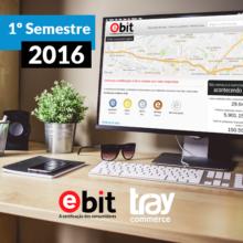 Ebit libera relatório completo do e-commerce com dados do 1º semestre de 2016
