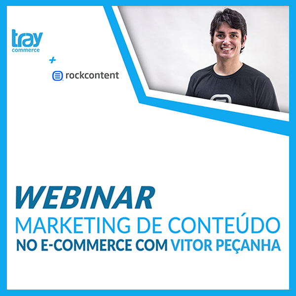 Webinar: Marketing de Conteúdo no E-commerce