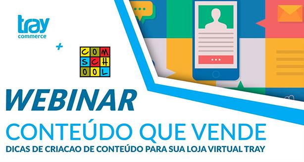 Webinar: Conteúdo que vende na Loja Virtual