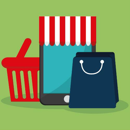 Infográfico: E-commerce — O segmento que vai na contramão da crise