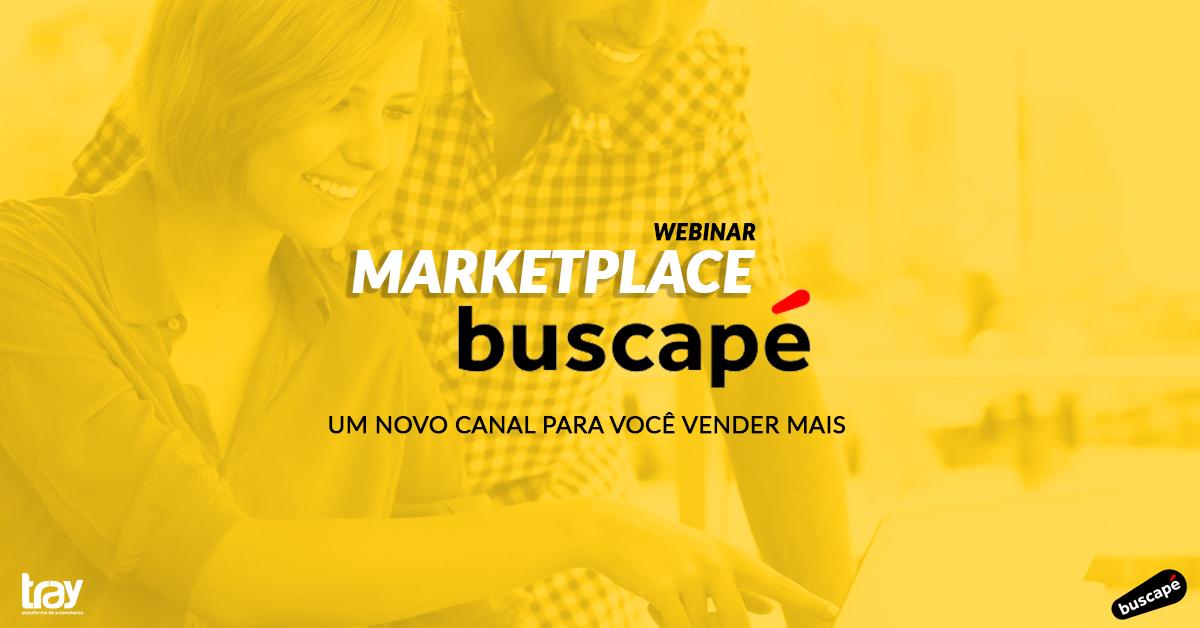 Webinar: Marketplace Buscapé