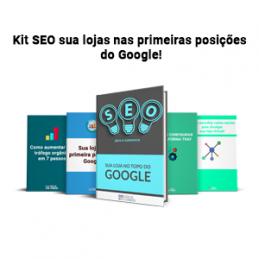 Kit SEO – Sua loja virtual nas primeiras posições do Google