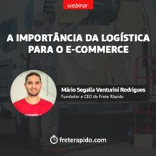 A importância da logística para o e-commerce