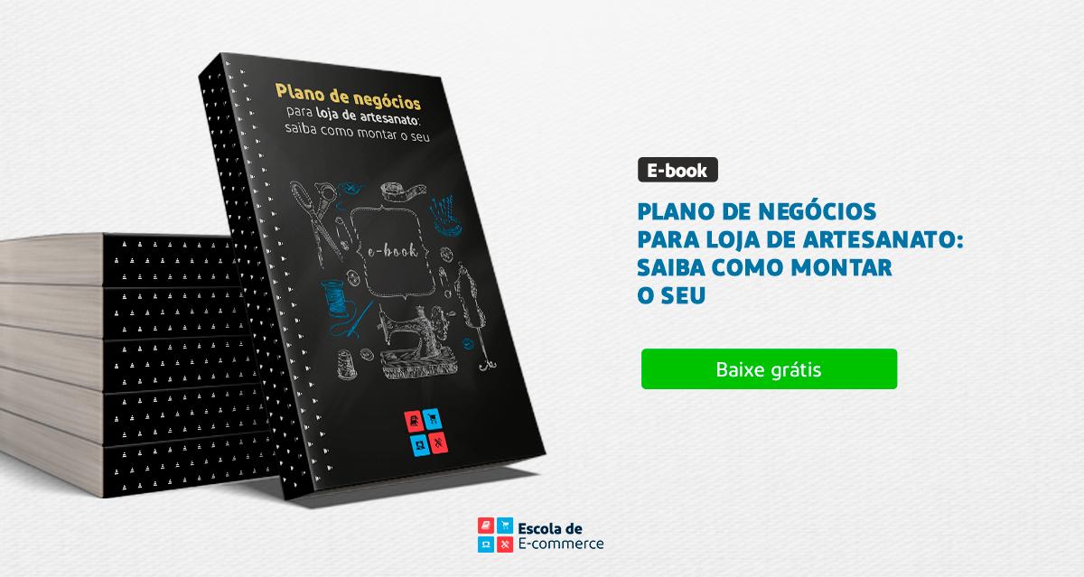 Ebook: Como começar um negócio online de artesanato do zero