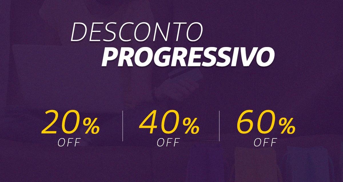 Saiba quando utilizar o desconto progressivo em seu e-commerce