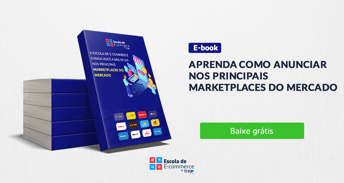 Ebook Como Anunciar Nos Principais Marketplaces do Mercado