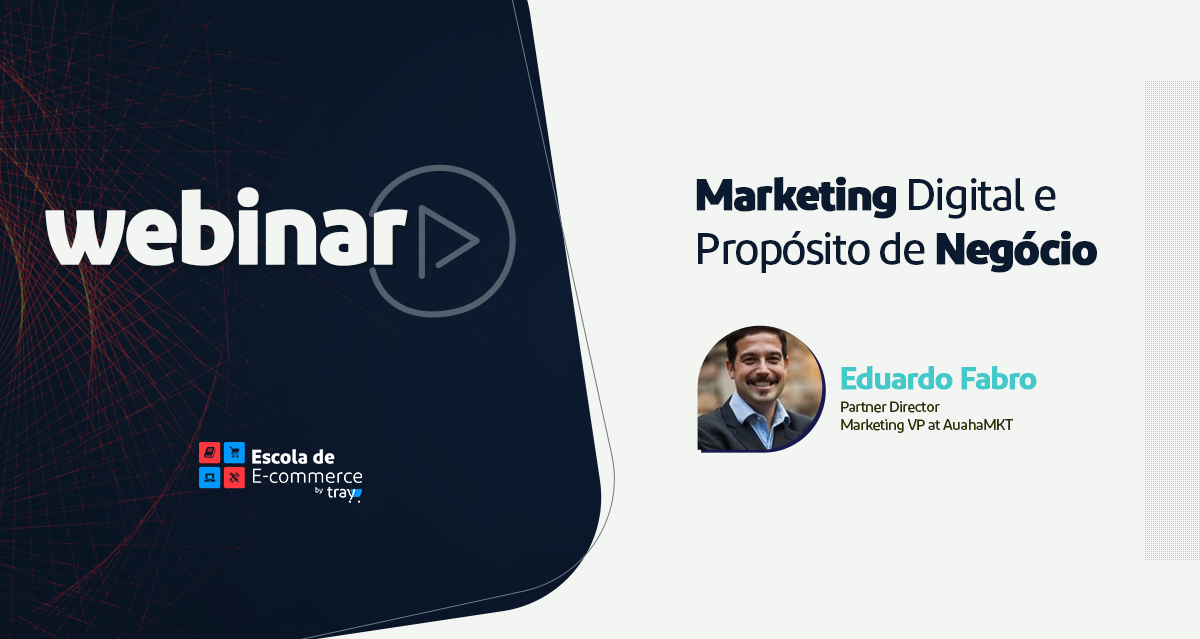 Webinar: marketing digital para e-commerce