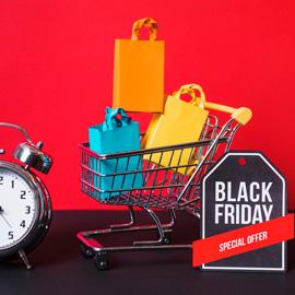 E-commerce deve faturar 16% mais na Black Friday deste ano, diz Abcomm